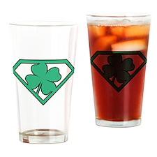 Super Lucky Drinking Glass