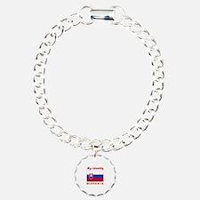 My Identity Slovakia Bracelet