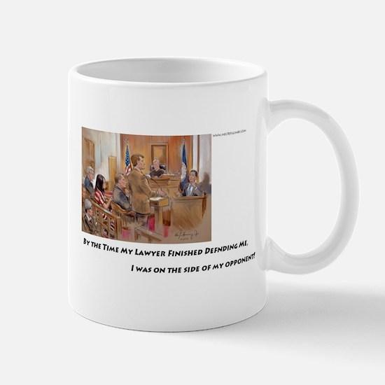 Good Lawyerin Mug