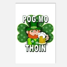 POG MO THOIN with Leprechaun Postcards (Package of