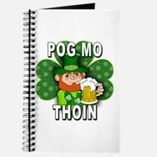 POG MO THOIN with Leprechaun Journal
