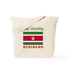 My Identity Suriname Tote Bag