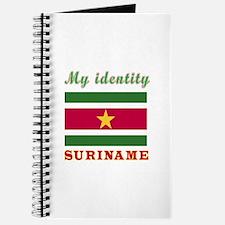 My Identity Suriname Journal