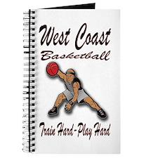 "West Coast Basketball ""Train Hard-Play Hard"" Journ"