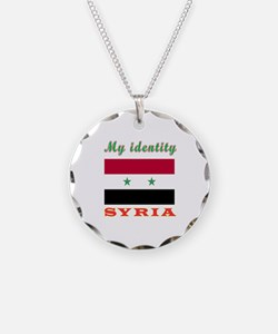 My Identity Syria Necklace