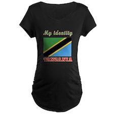 My Identity Tanzania T-Shirt