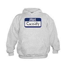 Hello: Cassidy Hoodie