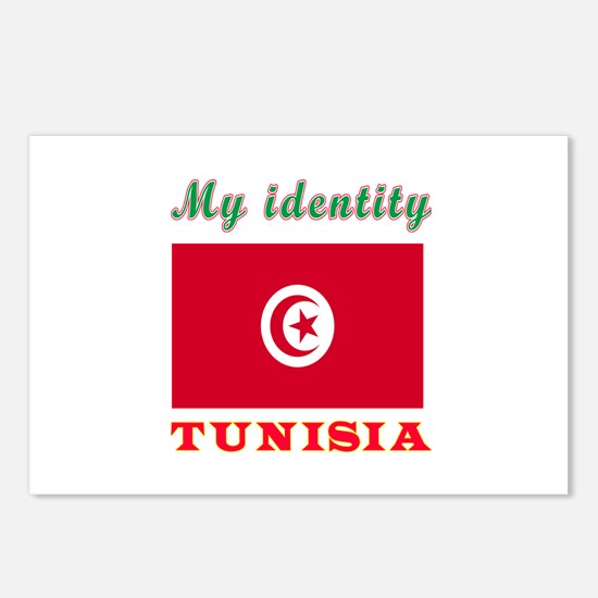 My Identity Tunisia Postcards (Package of 8)