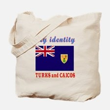 My Identity Turks and Caicos Tote Bag