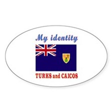 My Identity Turks and Caicos Decal