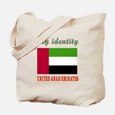 My Identity United Arab Emirates Tote Bag