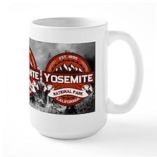 Yosemite Crimson Mug