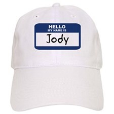 Hello: Jody Baseball Cap