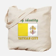 My Identity Vatican City Tote Bag