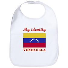 My Identity Venezuela Bib