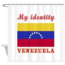 My Identity Venezuela Shower Curtain