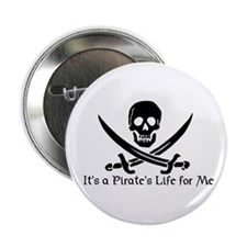 Jolly Roger (S) Button