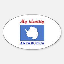 My Identity Antarctica Decal