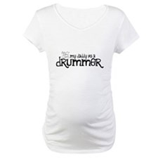 My Daddy is a Drummer Shirt