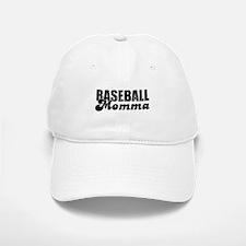 Baseball Mamma Baseball Baseball Cap