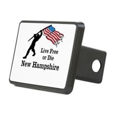 Live Free Hitch Cover