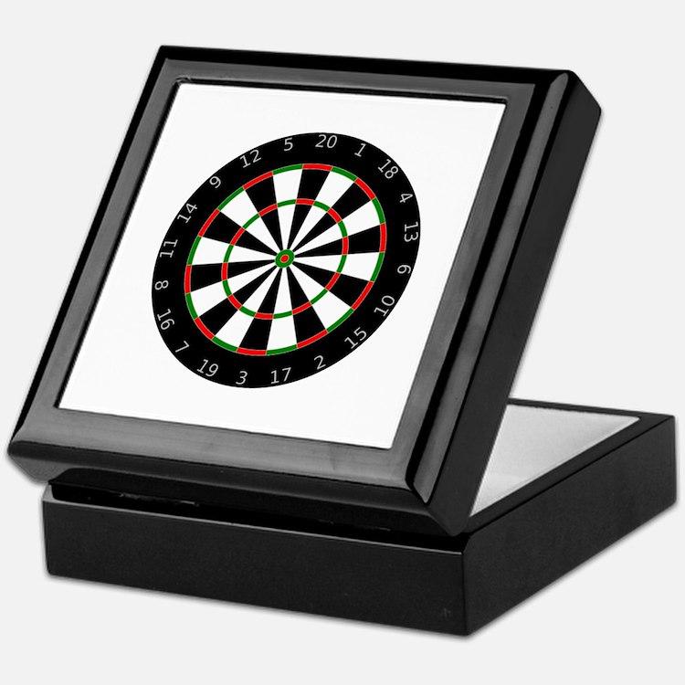 Darts Keepsake Box