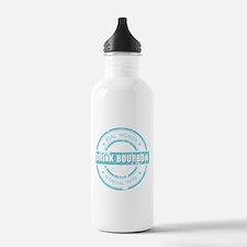 Real Women Drink Bourbon Water Bottle