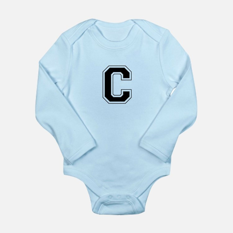 Collegiate Monogram C Body Suit