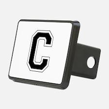 Collegiate Monogram C Hitch Cover