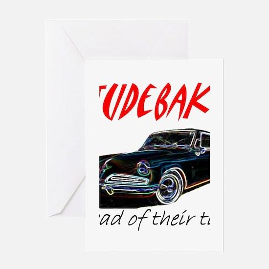 aAheadStudep2 Greeting Cards