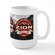 Zion Crimson Mug