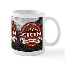Zion Crimson Small Mug