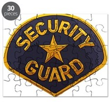 Security Guard patch Puzzle