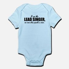 I am the Lead Singer Body Suit