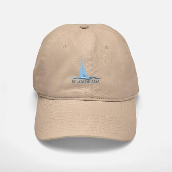 Islamorada - Sailing Design. Baseball Baseball Cap