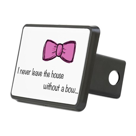 """I never leave the house without a bow..."" Hitch C"