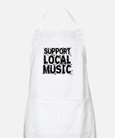 Support Local Music Apron