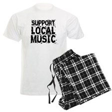 Support Local Music Pajamas