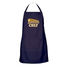 Awesome Chef Apron (dark)