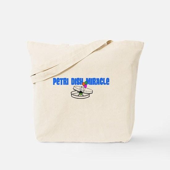 Petri Dish Miracle Tote Bag