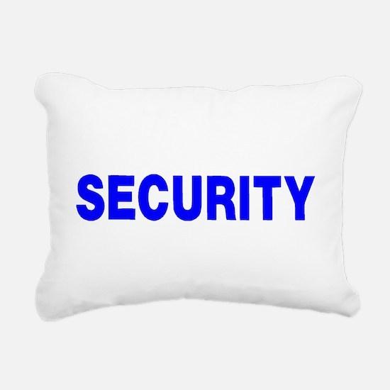 Security e1 Rectangular Canvas Pillow