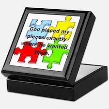 Autism Keepsake Box