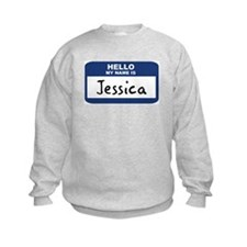 Hello: Jessica Jumpers