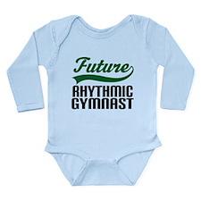 Future Rhythmic Gymnast Long Sleeve Infant Bodysui