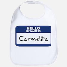Hello: Carmelita Bib