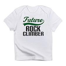 Future Rock Climber Infant T-Shirt