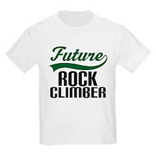 Future Rock Climber T-Shirt