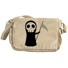 Grim Reaper Messenger Bag