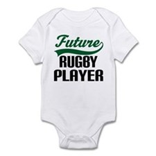 Future Rugby Player Onesie