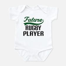 Future Rugby Player Onesie